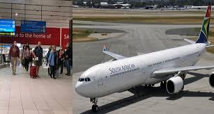 south african airways repatriation