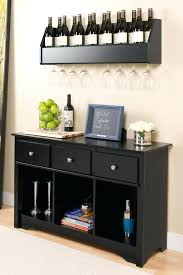 wine rack dining table. Wine Rack Dining Table Floating And Console In Black Beyond The Room With Underneath