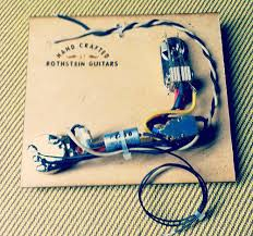 rothstein guitars • prewired prs assemblies purchase prewired prs assemblies using our secure online ordering site