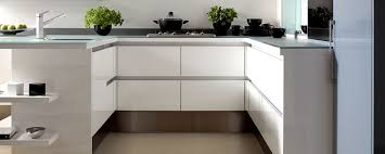 lacquered cabinet doors