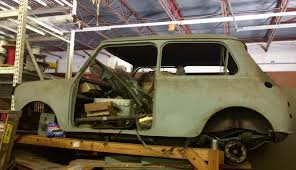 1962 austin mini 997