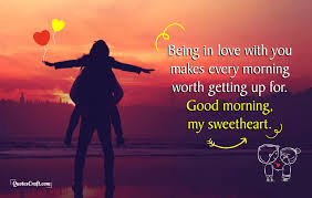 Good Morning My Love Quotes For Her Best of Good Morning My Love Quotes For Him QUOTES OF THE DAY