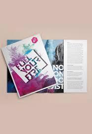 Free Two Fold Brochure Template Free Brochure Templates In Psd By Elegantflyer