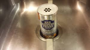 bar keepers friend cleans stainless steel sink re clean and polish stainless steel and metal