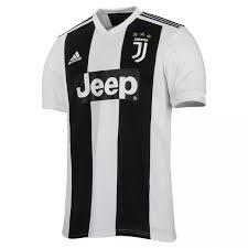 Juventus Home Jersey 2018 19