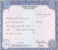 How To Make A Birth Certificate Birth Certificate Equals Slavery Certificate The Truth About Your