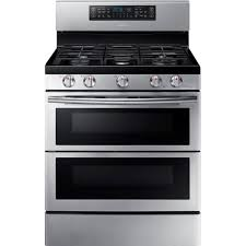 Best With Double Oven Samsung 30inch Oven Gas Range