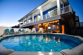 home indoor pool with bar. Exellent Pool Heated Private Pool Sun Deck And The Tiki Lounge With Full Size Wet Bar To Home Indoor Pool With Bar N