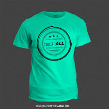 Tshirt Psd T Shirt Mockup Using Smartobject Psd Tech All