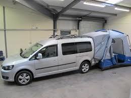 volkswagen caddy maxi c20 camper 2 0tdi 140ps bluemotion campervan rear awning