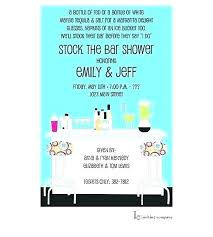 Stock The Bar Invitation Templates Housewarming Party Invitation