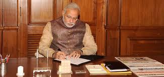 shri narendra modi prime minister of