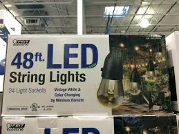 Costco Led String Lights