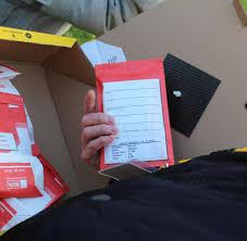 verpackung beschädigt rückgaberecht