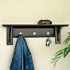 creative coat rack ideas wall hooks and cool racks part 3 regarding unique hook pallet post coat hook