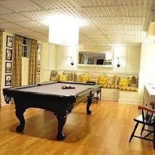 basement pool table. Pool Table Basement Makeover