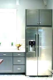built in refrigerator cabinet. Refrigerator Built In Cabinet T
