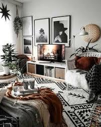 48 Black and White Living Room Ideas   Southside Loft   Pinterest ...