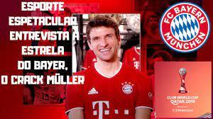 Thomas Müller, o carismático símbolo de um Bayern de Munique com fome de  títulos