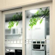 opaque window frosted opaque glass window tree privacy glass stickers home decor window frosting bunnings nz