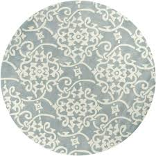 office trendy 8 foot round rug 18 rugs ft braided square uk 8