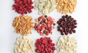 Freeze Dried Food Conversion Chart The Process How Freeze Drying Works Howstuffworks