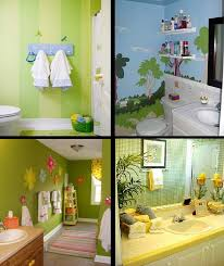 40 Unique And Colorful Kids Bathroom Ideas Furniture And Other Adorable Children Bathroom Ideas
