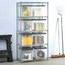 wall mounted wire shelving unit narrow wire shelving narrow chrome wire shelving unit with 4 x