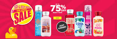 bath and body works semi annual sale end date bath and body works 75 off semi annual sale free shipping