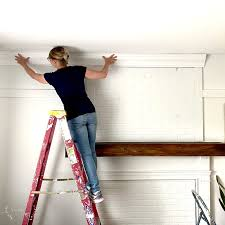 fast and easy crown molding and a