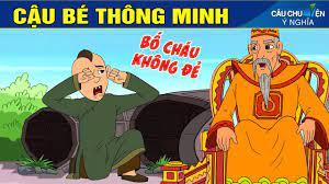 Phim Hoạt Hình   CẬU BÉ THÔNG MINH ▻ Truyện Cổ Tích - Chuyện Cổ Tích Việt  Nam - Phim Hay 2021 - YouTube