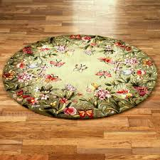 decoration foot round rug red wool rugs x cream kitchen plush area large grey gray