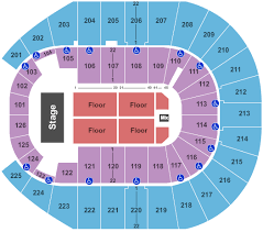 Verizon Arena Pbr Seating Chart Simmons Bank Arena Tickets North Little Rock Ar Ticketsmarter