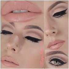 50s makeup tutorial cute soft peach vine inspired makeup look by lana del rey of 50s