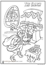 18 Awesome The Grinch Coloring Pages Coloring Pages