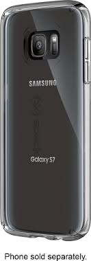 white samsung galaxy phones. speck - candyshell clear case for samsung galaxy s7 cell phones larger front white