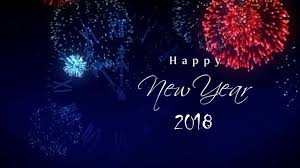 happy new year 2018.  2018 Our Offices Will Be CLOSED On Monday January 1st 2018 8am5pm With Happy New Year