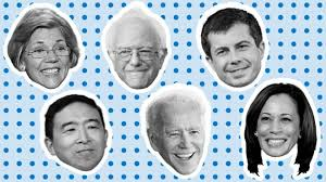 Us Election 2020 Five Charts On The Democratic Race To Take
