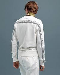 <b>Мужская толстовка</b> 13 Stripes <b>Crew Neck</b> Sweatshirt белый ...