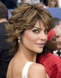 Lisa Rinna Hairstyles Short Shaggy Hairstyles For Women Updos For Longhair