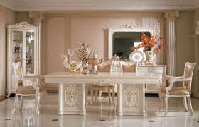 White italian furniture Victorian However If You Want To Make The Dining Room Gets An Italian Look You Should Know About The Important Furniture For Italian Dining Room Want To Know More Classic And Luxurious Italian Dining Room Furniture Camer Design