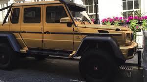 mercedes benz g wagon 6x6 gold. mercedes benz g wagon 6x6 gold s