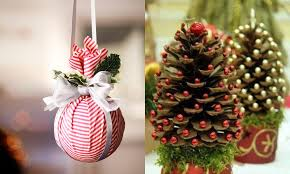 Christmas decorations 2018 should fully reflect your individuality. DIY Xmas  decorations help expressing your family love;