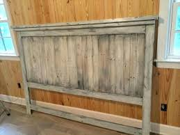 King size wood headboard Footboard Reclaimed Wood Headboard King Top Charming King Size Wood Headboard King Headboard Made Of Pallets Concerning Reclaimed Wood King Headboard Prepare Yorokobaseyainfo Reclaimed Wood Headboard King Top Charming King Size Wood Headboard