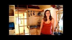youtube tiny house. Interesting Youtube Tumbleweed Tiny House Tour With Ella Jenkins And Youtube E