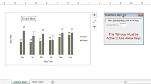 Parts Of A Bar Graph Anchor Chart Move And Align Chart Titles Labels Legends With The Arrow