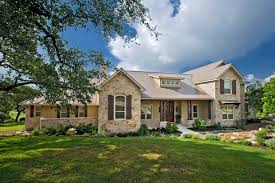 Texas Hill Country Classic  Authentic Custom HomesClassic Country Style Homes