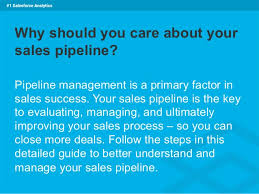Manage Sales Pipeline The Definitive Guide To Sales Pipeline Management