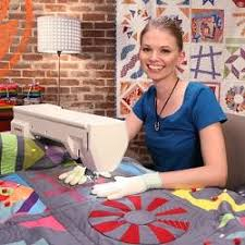 Free Motion Quilt a Sampler DVD with Leah Day   LeahDay.com & Free Motion Quilting a Sampler DVD Adamdwight.com