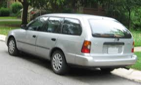 File:93-95 Toyota Corolla wagon rear.jpg - Wikimedia Commons